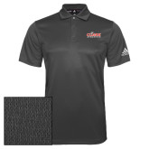 Adidas Climalite Charcoal Grind Polo-Primary Logo