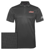 Adidas Climalite Charcoal Grind Polo-Secondary Logo