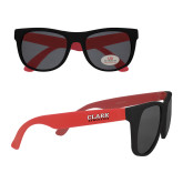 Red Sunglasses-Clark Athletics