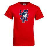 Red T Shirt-Cougar