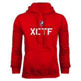 Red Fleece Hoodie-XCTF