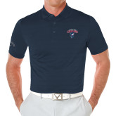 Callaway Opti Vent Navy Polo-Columbus State Cougars w/ Cougar Arched