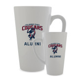 Full Color Latte Mug 17oz-Alumni