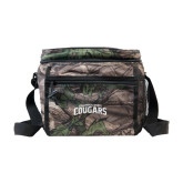 Big Buck Camo Junior Sport Cooler-Arched Columbus State Cougars