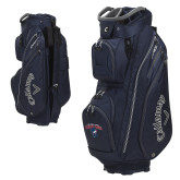 Callaway Org 14 Navy Cart Bag-Columbus State Cougars w/ Cougar Arched