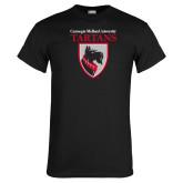 Black T Shirt-Mascot