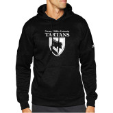 Adidas Black Team Issue Hoodie-Mascot One Color