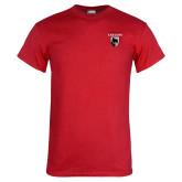 Red T Shirt-Mascot