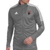 Adidas Grey Tiro 19 Training Jacket-Mascot
