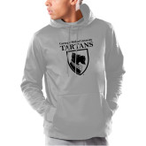 Under Armour Grey Armour Fleece Hoodie-Mascot One Color