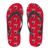 Full Color Flip Flops-Mascot