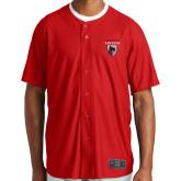 New Era Red Diamond Era Jersey-Mascot Embroidery