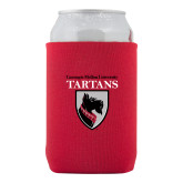Neoprene Red Can Holder-Mascot