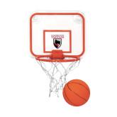 Mini Basketball & Hoop Set-Mascot