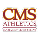 Large Decal-CMS Logo, 12 inches wide