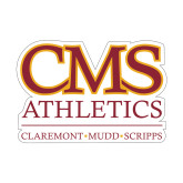 Small Decal-CMS Logo, 6 inches wide