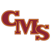 Extra Large Decal-CMS Stacked, 18 inches wide
