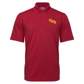 Cardinal Mini Stripe Polo-CMS Stacked