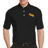 Callaway Tonal Black Polo-CMS Stacked