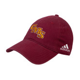 Adidas Cardinal Slouch Unstructured Low Profile Hat-CMS Stacked