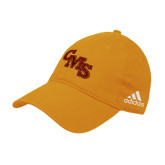 Adidas Gold Slouch Unstructured Low Profile Hat-CMS Stacked