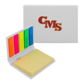 Micro Sticky Book-CMS Stacked