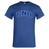 Royal T Shirt-Arched CNU
