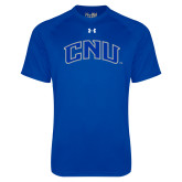 Under Armour Royal Tech Tee-Arched CNU