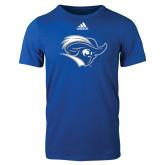 Adidas Royal Logo T Shirt-Captain Head