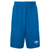 Performance Classic Royal 9 Inch Short-Official Logo