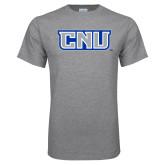 Grey T Shirt-CNU