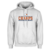 White Fleece Hoodie-2017 NCAA DII Womens Soccer - CHAMPS