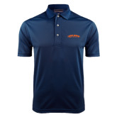 Navy Dry Mesh Polo-Arched Carson-Newman University