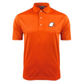 Orange Dry Mesh Polo-Eagle Head
