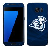Samsung Galaxy S7 Skin-Camel with CC
