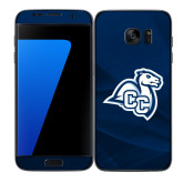 Samsung Galaxy S7 Edge Skin-Camel with CC