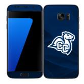 Samsung Galaxy S7 Edge Skin-Camel with CC