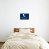 1 ft x 1 ft Fan WallSkinz-Institutional Mark