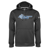 Under Armour Carbon Performance Sweats Team Hoodie-Primary Mark Flat