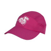 Pink Pace Setter Cap-Camel with CC