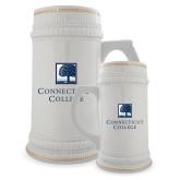 Full Color Decorative Ceramic Mug 22oz-Institutional Mark