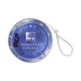 Light Up Blue Yo Yo-Institutional Mark