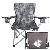 Hunt Valley Camo Captains Chair-Camel with CC