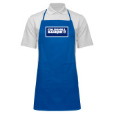 Full Length Royal Apron-Standard Logo