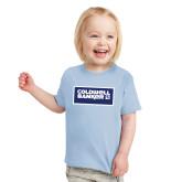 Toddler Light Blue T Shirt-Standard Logo