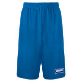 Performance Classic Royal 9 Inch Short-Standard Logo