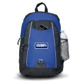Impulse Royal Backpack-Standard Logo
