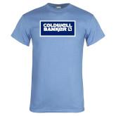 Light Blue T Shirt-Standard Logo