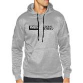 Adidas Grey Team Issue Hoodie-Global Luxury
