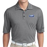 Nike Golf Dri Fit Charcoal Heather Polo-Standard Logo